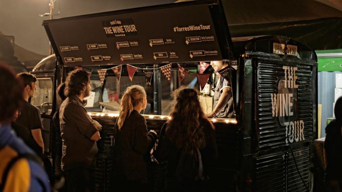 Wine Truck de Bodegas TORRES en Enofestival 2016